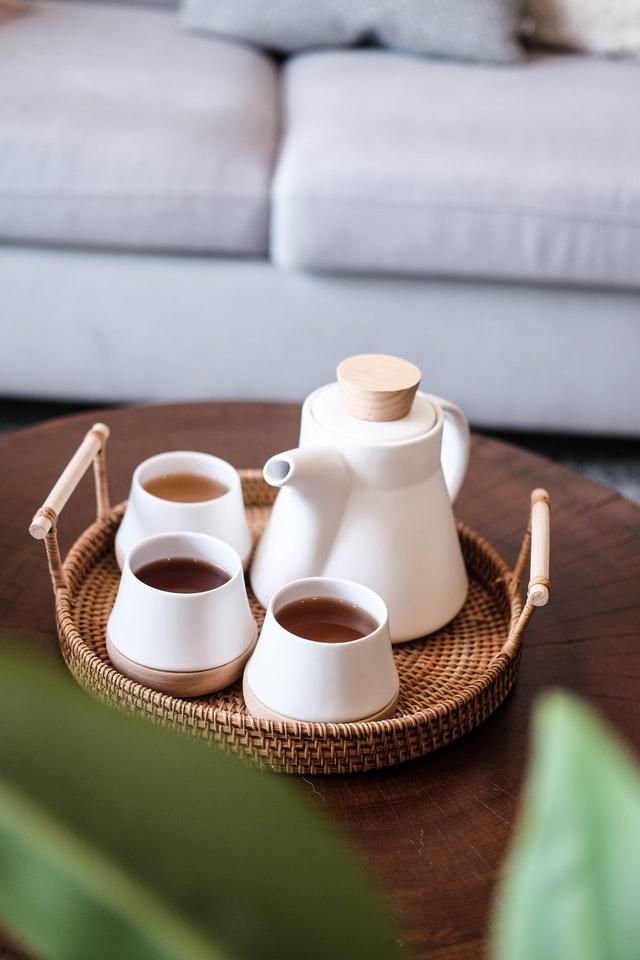 Minimalistyczny styl Japoński wymaga minimalizmu, ale każdy element ma swoje zastosowanie.
