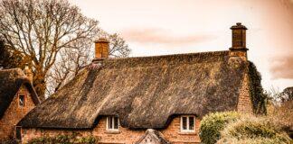 Angielskie domy są niskie, ale bardzo przyjemne